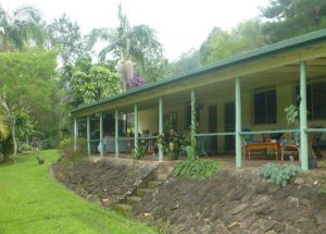Croftons Retreat Nimbin - Accommodation NSW
