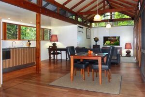 Crystal Creek Rainforest Retreat - Accommodation NSW