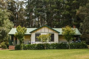 Federation Gardens  Possums Hideaway - Accommodation NSW