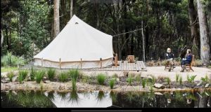 Garden Beds Glamping - Accommodation NSW