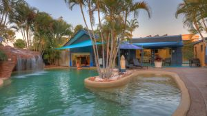 Grange Resort Hervey Bay - Accommodation NSW