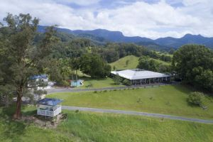 Hillcrest Mountain View Retreat - Accommodation NSW