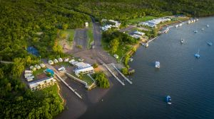 Hinchinbrook Marine Cove Resort - Accommodation NSW