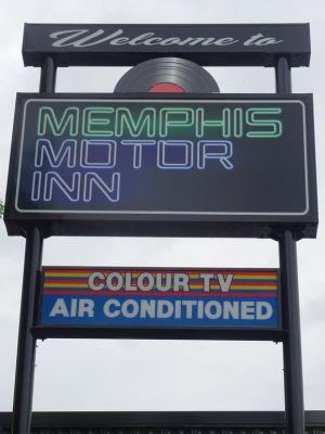 Memphis Motor Inn - Accommodation NSW