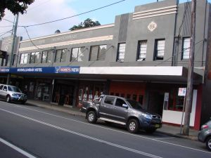 Murwillumbah Hotel and Apartments - Accommodation NSW