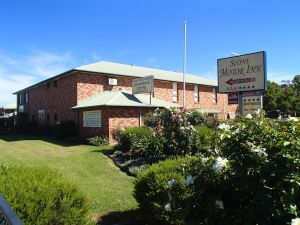 Scone Motor Inn  Apartments - Accommodation NSW
