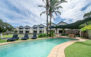 Boathouse Resort Studios and Suites - Accommodation NSW