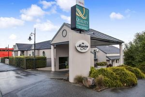 Quality Inn  Suites The Menzies - Accommodation NSW