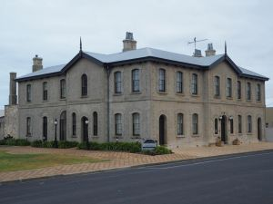 The Customs House B  B - Accommodation NSW