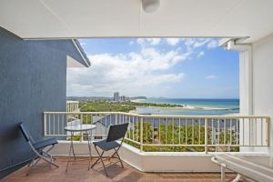 The Hill Apartments Currumbin Beach - Accommodation NSW