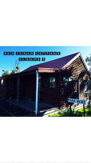 Red ceder cottage - Great ocean road - Port Campbell - Accommodation NSW