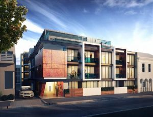 RNR Serviced Apartments North Melbourne - Accommodation NSW