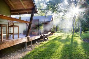 Airlie Beach Eco Cabins - Accommodation NSW