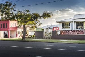 City Golf Club Motel - Accommodation NSW