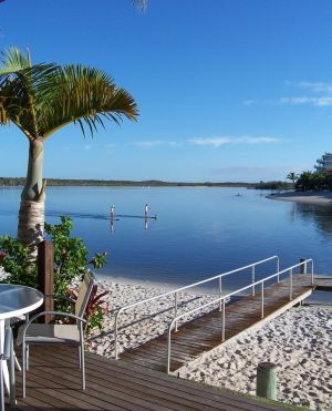 Skippers Cove Waterfront Resort - Accommodation NSW