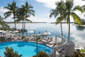 Noosa Pacific Riverfront Resort - Accommodation NSW