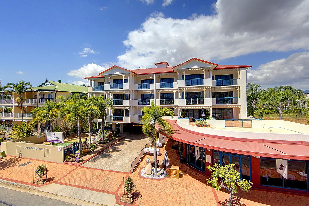 Park Regis Anchorage - Accommodation NSW