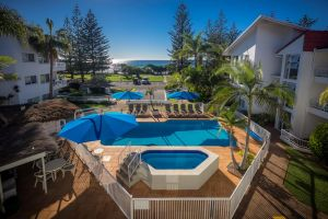 Le Beach Apartments - Accommodation NSW