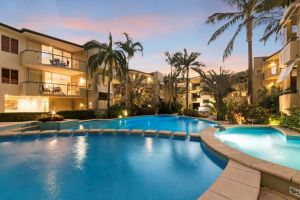 Montpellier Boutique Resort Noosa - Accommodation NSW