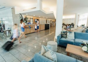 Pacific Hotel Brisbane - Accommodation NSW