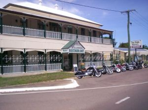 The Park Motel - Accommodation NSW