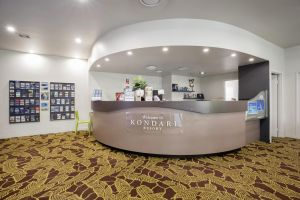 Kondari Hotel - Accommodation NSW