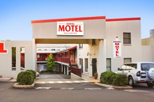 Downs Motel - Accommodation NSW