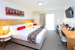 Best Western Gregory Terrace - Accommodation NSW