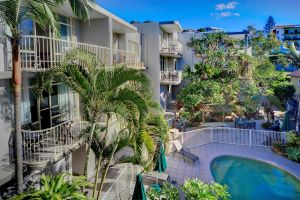 Surf Dance Apartments - Accommodation NSW