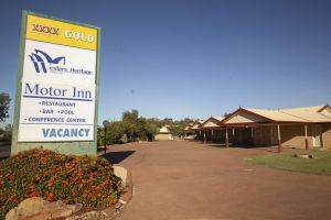 Western Heritage Motor Inn - Accommodation NSW