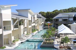 1770 Lagoons Central Apartment Resort - Accommodation NSW