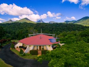 A view of Mount Warning - Accommodation NSW
