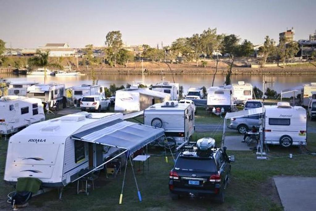 AAOK Riverdale Caravan Park - Accommodation NSW