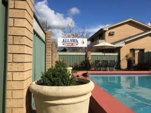 Albury Allawa Motor Inn - Accommodation NSW