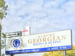 Albury Georgian Motel  Suites - Accommodation NSW