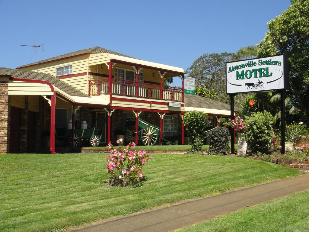 Alstonville Settlers Motel - Accommodation NSW