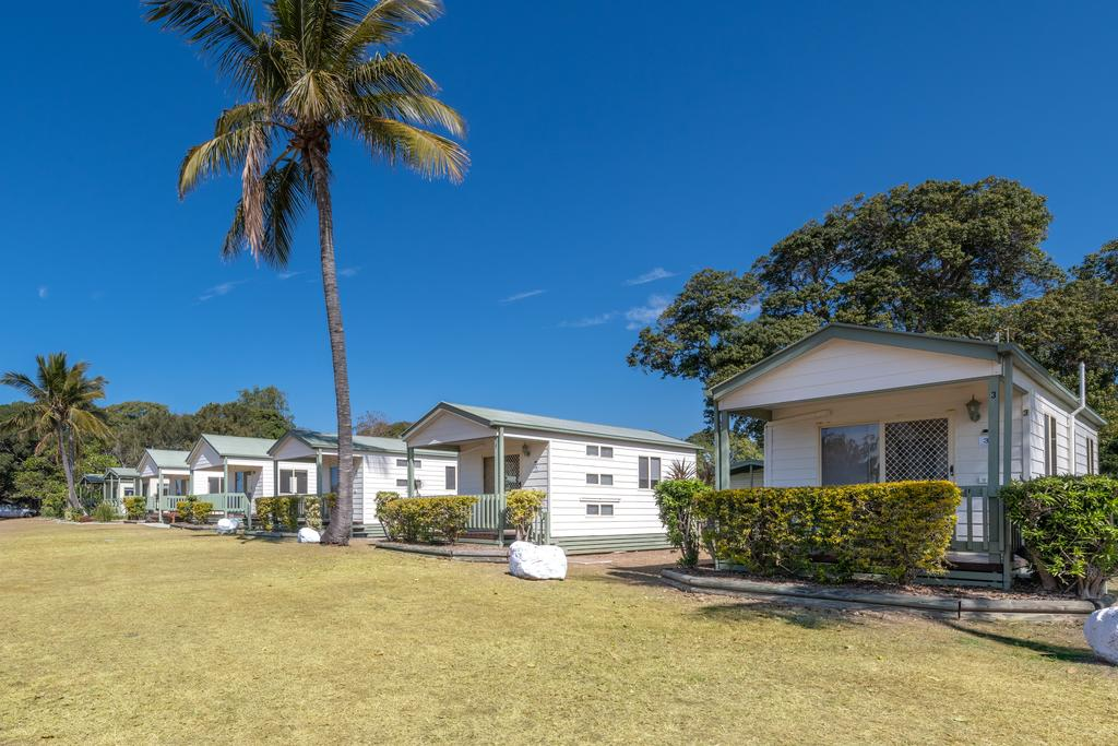 Bargara Beach Caravan Park - Accommodation NSW