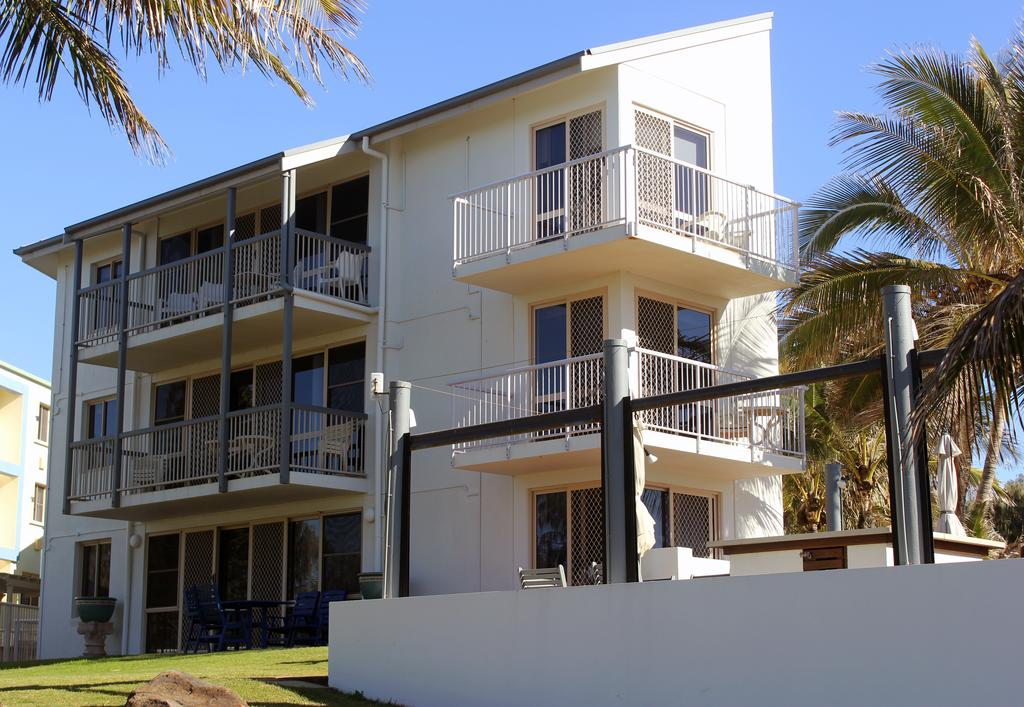 Bargara Shoreline Apartments - Accommodation NSW