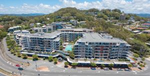 Beach Side Ocean Burleigh Heads 3 bedroom Family Accomodation - Accommodation NSW