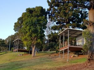 Beechmont Bean Cabins - Accommodation NSW