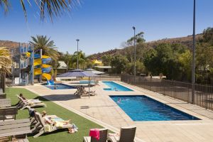 BIG4 MacDonnell Range Holiday Park - Accommodation NSW