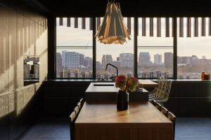 Birdcage Penthouse Luxury Melbourne Ultra Modern Industrial Chic - Accommodation NSW